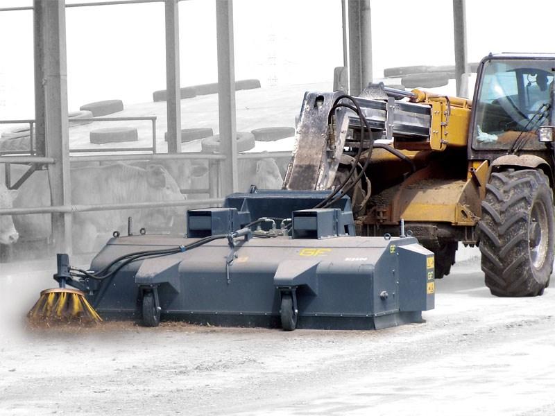 Linea StradaleIndustrial sweeper – SI