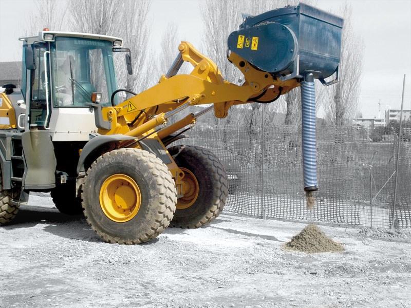 Concrete mixer bucket – BC