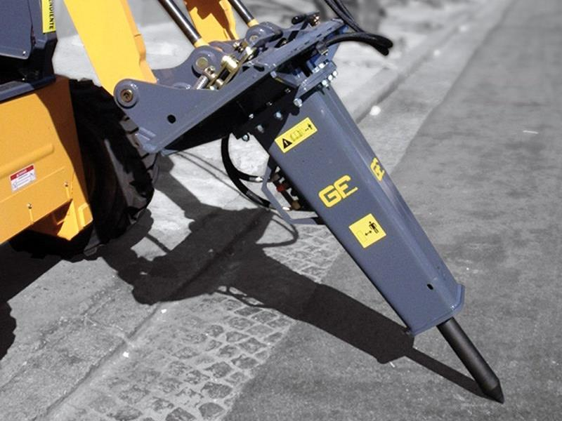 Hydraulic breaker – MH