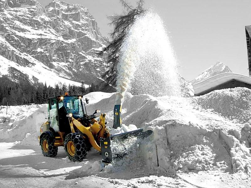 Snow blower – TN/TNX