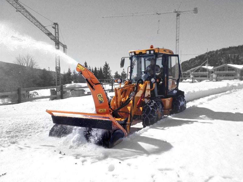 Snow blower – TSX