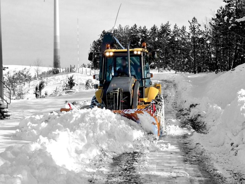 Snow plow – LN